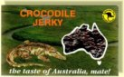 crocodile jerky food gift